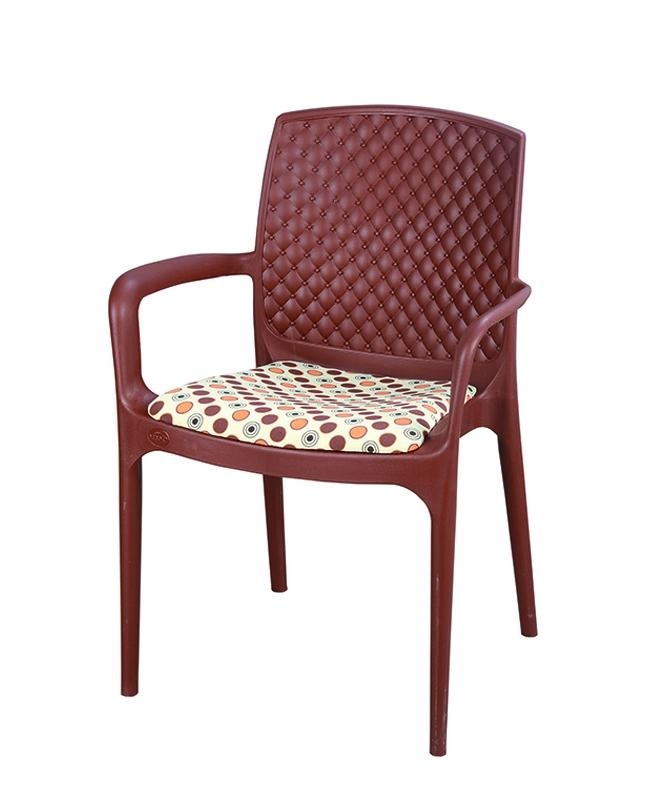 Supreme Chair With Cushion Bp 624 C From The House Of Boss