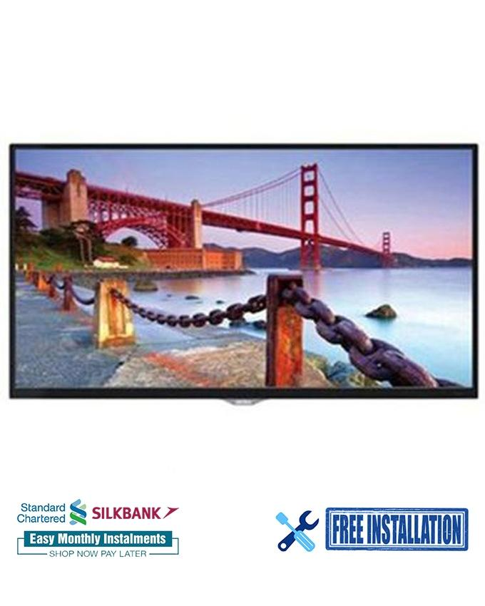 """24MG102 - HD LED TV with Built-in Soundbar & DC Battery Compatible - 24"""" - Glossy Black"""