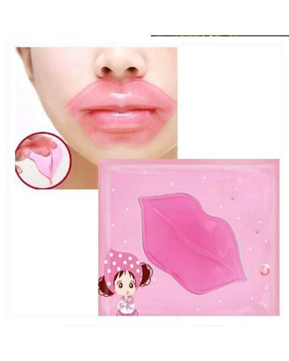Lip Mask Crystal Pads Anti-Ageing Membrane Moisture Ageing Wrinkle Lip Patches Essence Lips Plumper Skin Care
