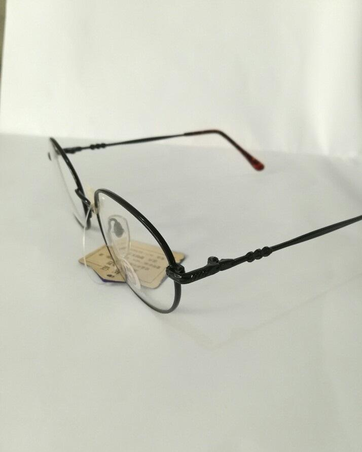 4054389d46 DISTANCE VISION GLASSES WITH UNISEX METAL FRAME WITH -4.00 ASPHERICAL  LENSES optical glasses
