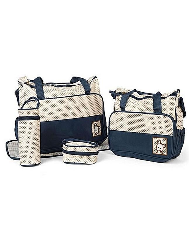 f672c100e381 Diaper Baby Bag Set - ( 5 Pcs )