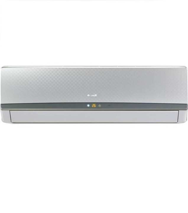 Gree 1.5 Ton Dc Inverter Heat & Cool R-410A Air Conditioner - 18cith11S - Silver