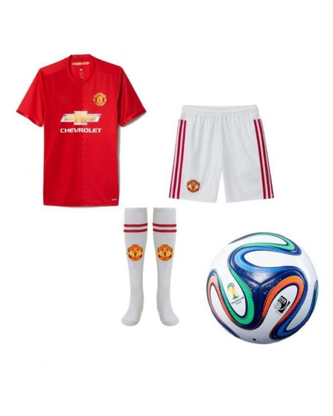 Pack of 4 - Football Kit - Medium
