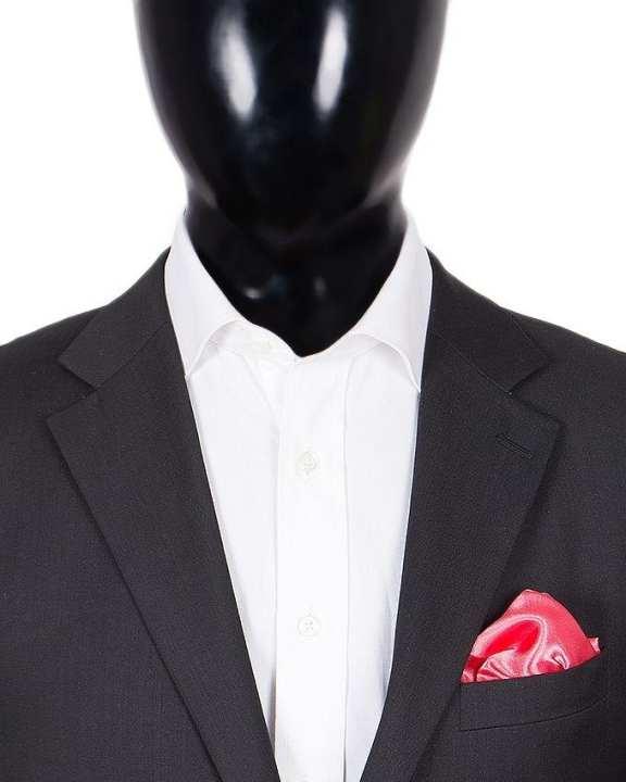 Pink Silk Pocket Square Handkerchief For Men - PS 3