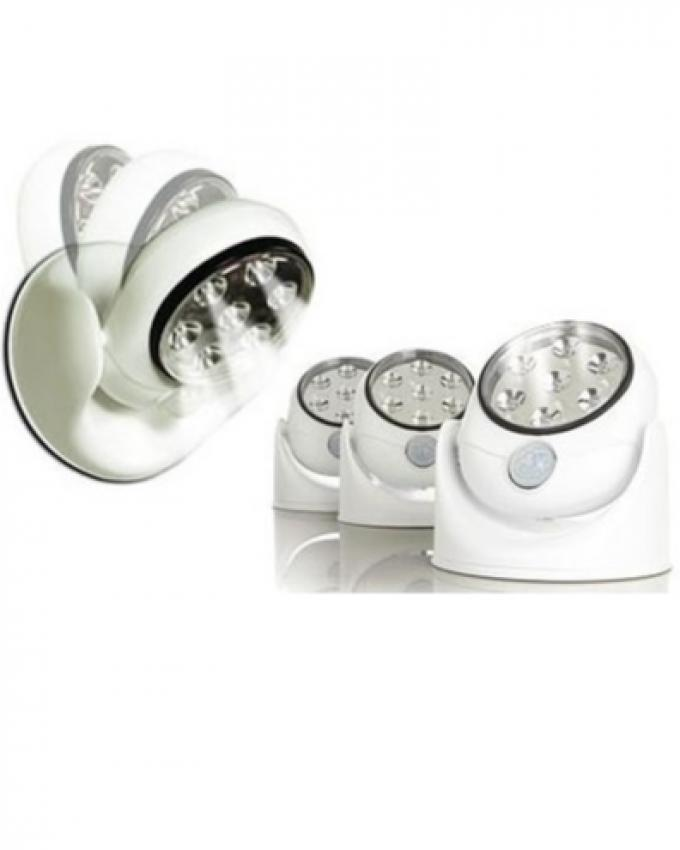 Motion Activated Light Angel - White