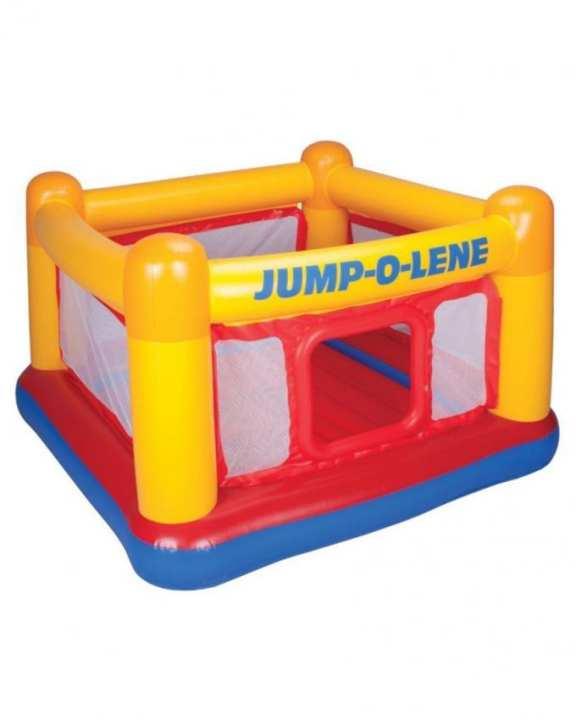 INTEX - JUMP-O-LENE PLAYHOUSE BOUNCER INFLATABLE