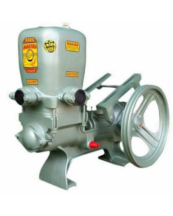 Reciprocating Positive Displacement Pump (SERVICE GD 5000) SIZE:1¼×1½