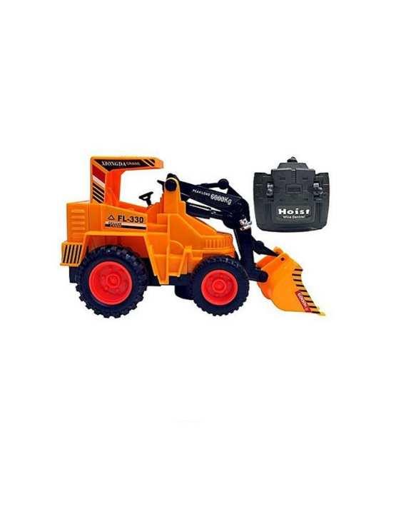 e17f60b22 Buy Kids Fashion & Toys Wire Control Shovel Truck For Kids - Orange |  Cartright.pk