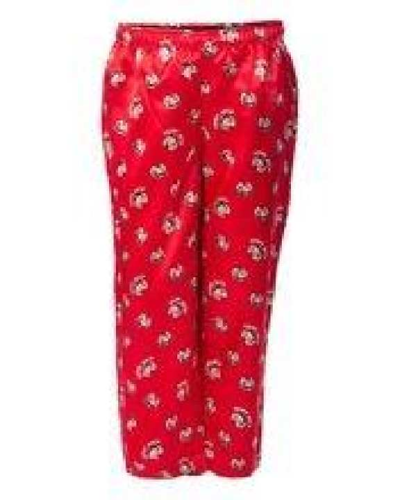 Red Polyester Betty Boop Printed Pajamas For Girls - GP 03