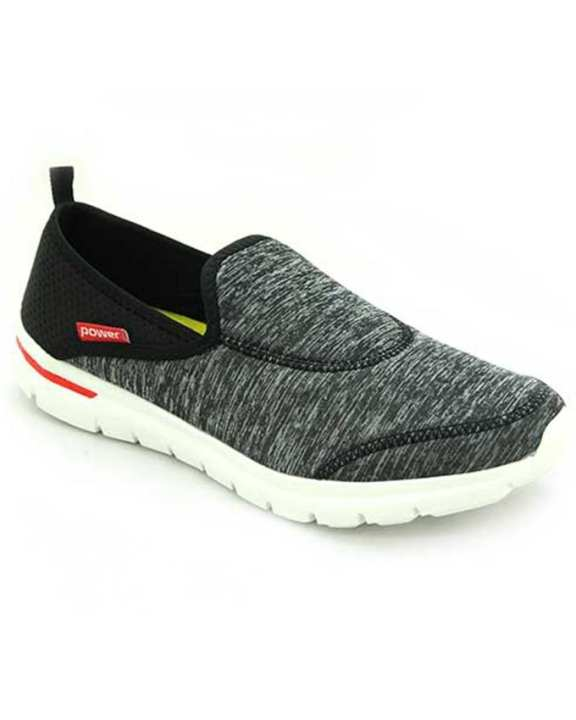 Power Grey Ethlete Running Synthetic TPR Casual Shoes for women