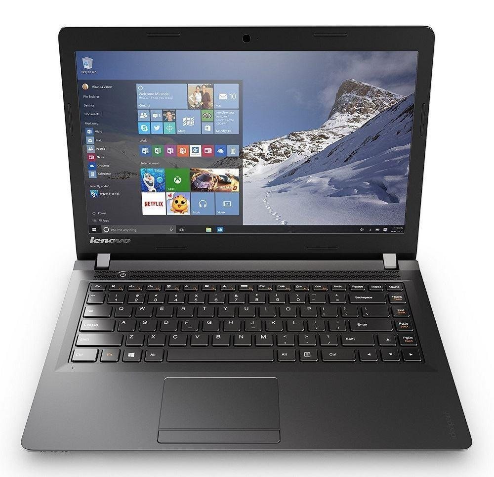 Lenovo Online Store In Pakistan A328 4gb Black Ideapad 110 156 Hd Display Intel Celeron N3060