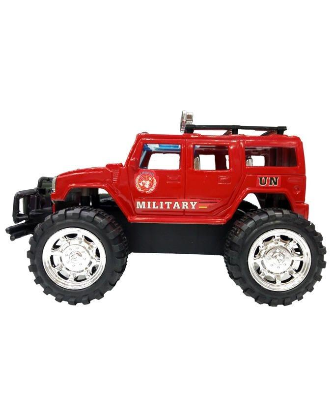 Toy Jeep - Red