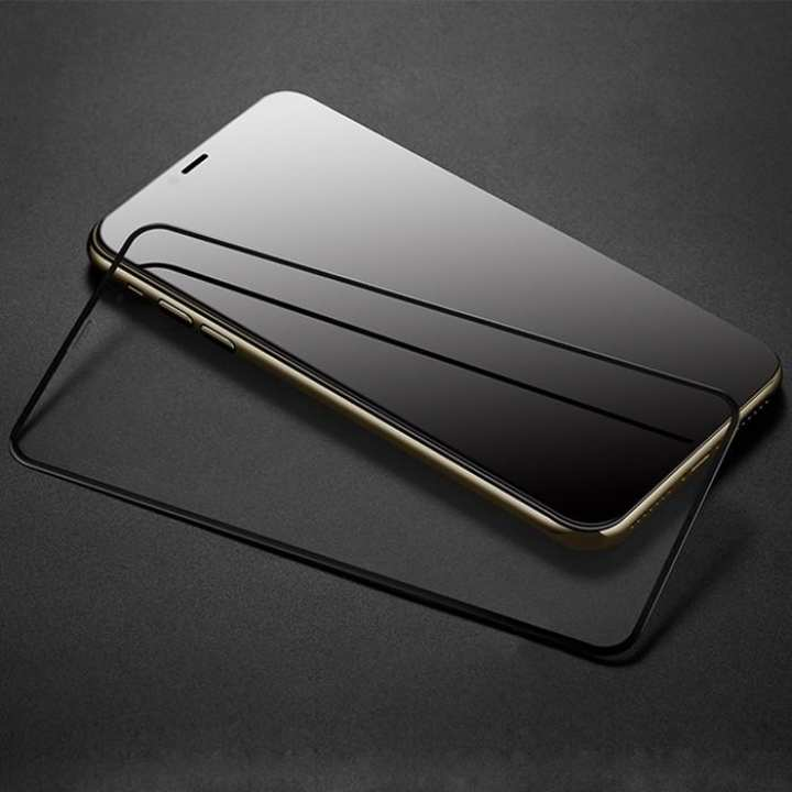 iPhone XR 9D Rock Full Tempered Glass Screen Protector