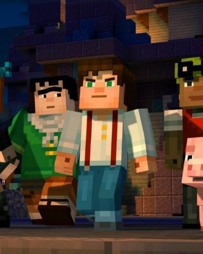 Minecraft: Story Mode - Season Disc - PS4