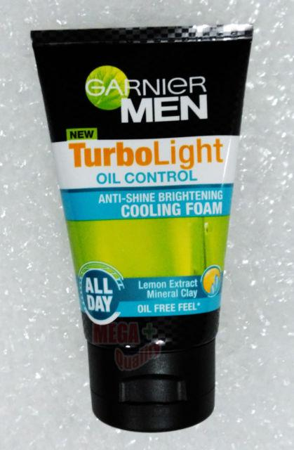 Turbolight Oil Control Charcoal Black Foam 100 m