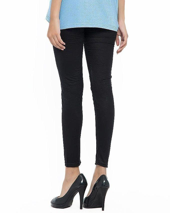 Pack of 4 - Multicolor - Cotton - Tights For Her