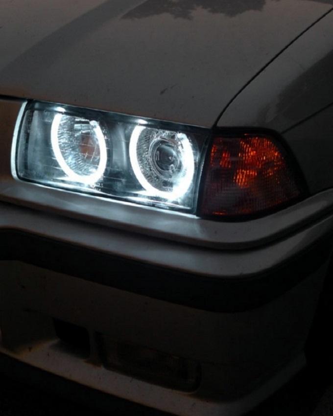 U3 Angel Eyes LED Light - 12V