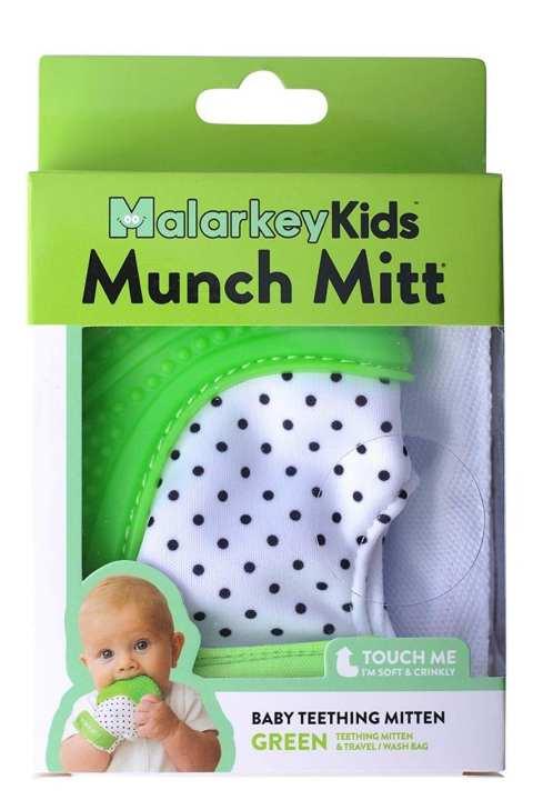MUNCH MITT TEETHER