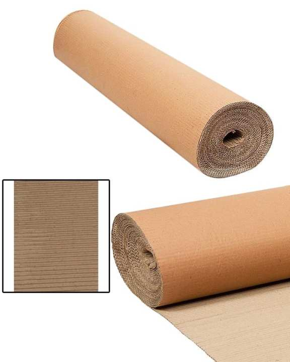 Cardboard Wrapping Paper Packing Material 10M Long 35 inch Wide