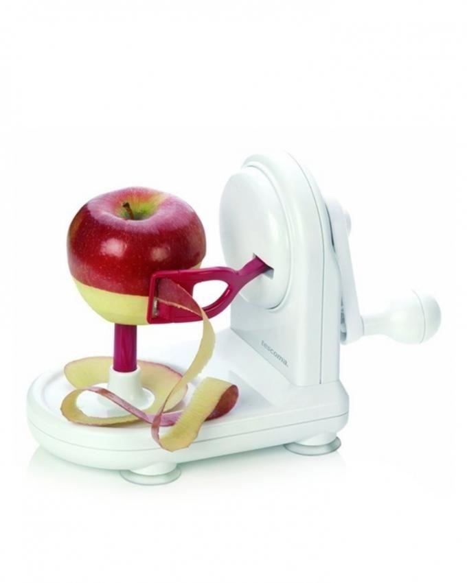 Manual Fruits & Vegetable Skin Peeler - White