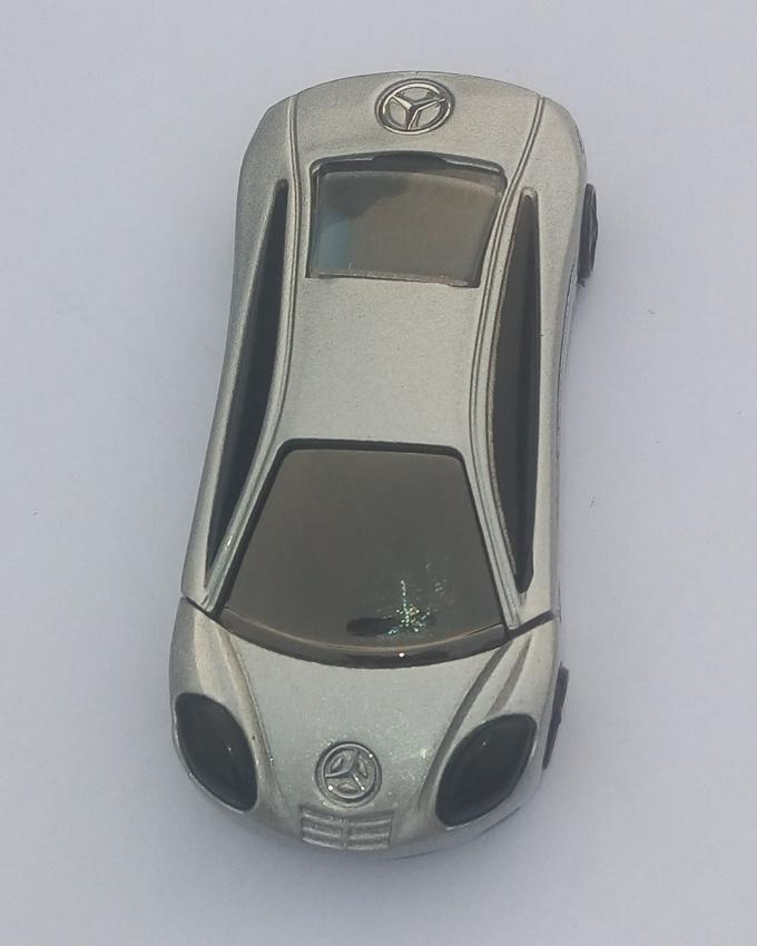 Car Shape Cigarette Lighter With Key Chain Silver Buy Online At