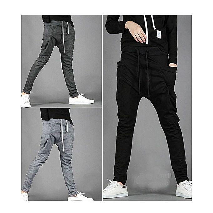 Pack of 3 - Baggy Trousers For Men 99ea1ab468
