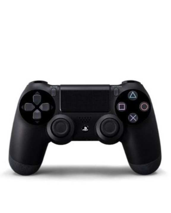 PlayStation 4 - DualShock 4 Wireless Controller - Black