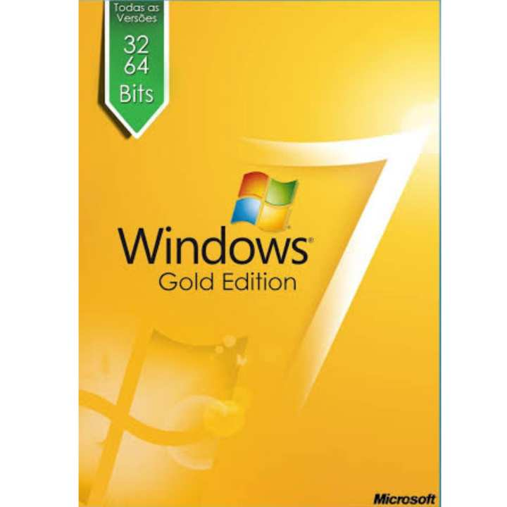 Windows 7 Gold Edition DvD - New Edition - Now Optimize a new  Speed