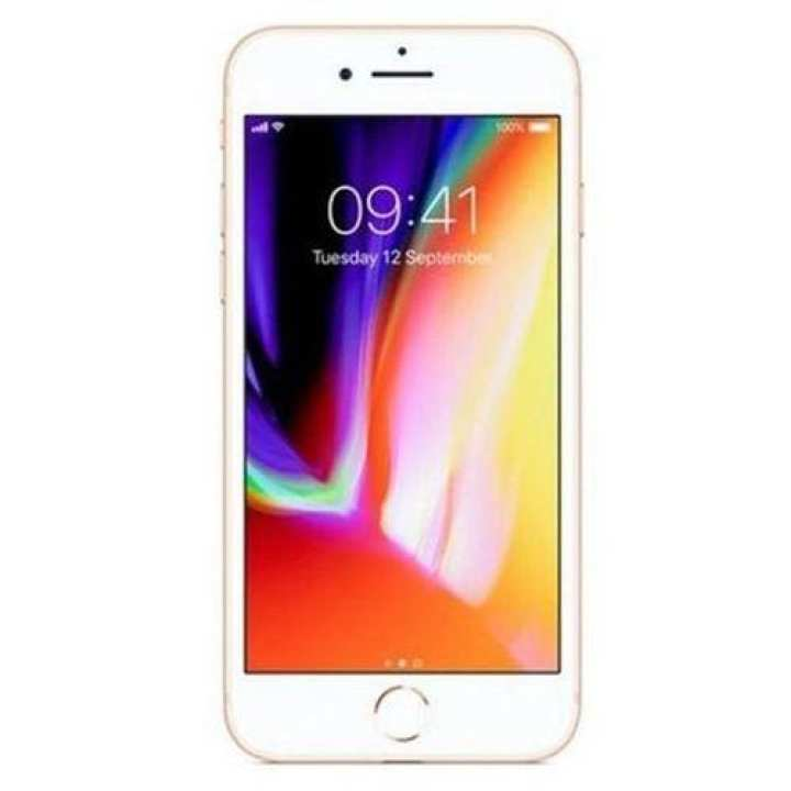 """iPhone 8 - 4.7"""" - 2GB RAM - 256GB ROM - Without Face Time - Gold"""
