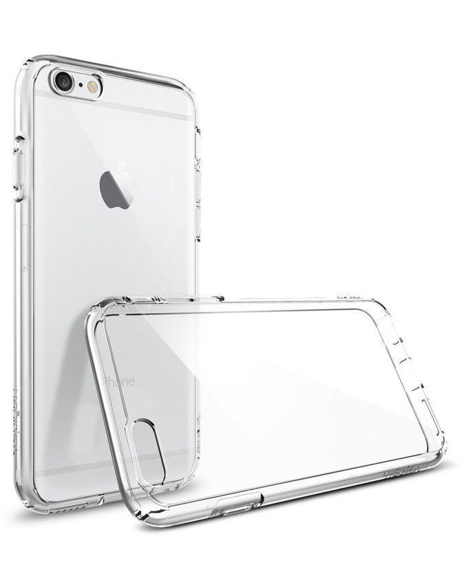 Silicone Case for Apple iPhone 6 Plus & 6S Plus - Transparent