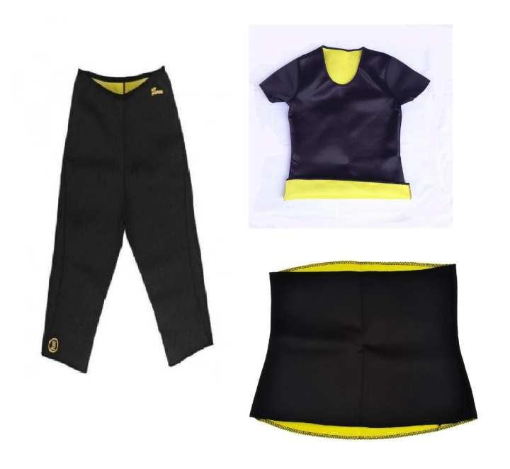 Pack of 3 - T shirt, Pant & Belt