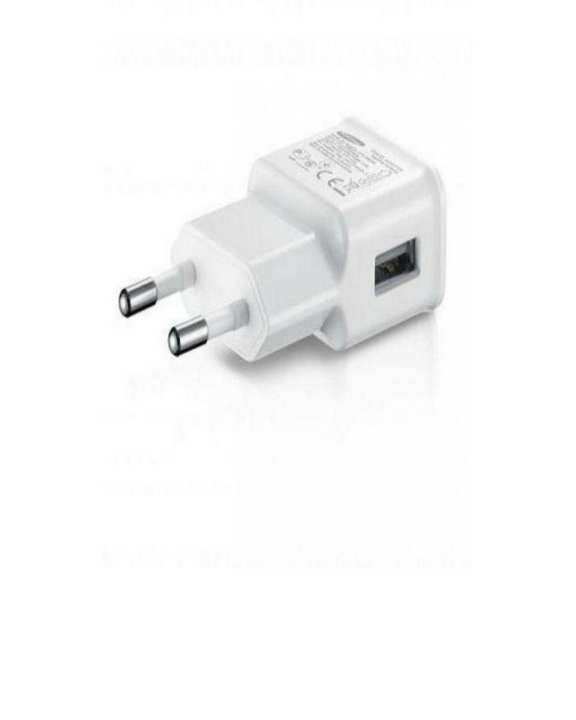 High Charger US Plug for Samsung-WHITE