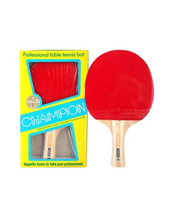 Champion Table Tennis Ping Pong Racket