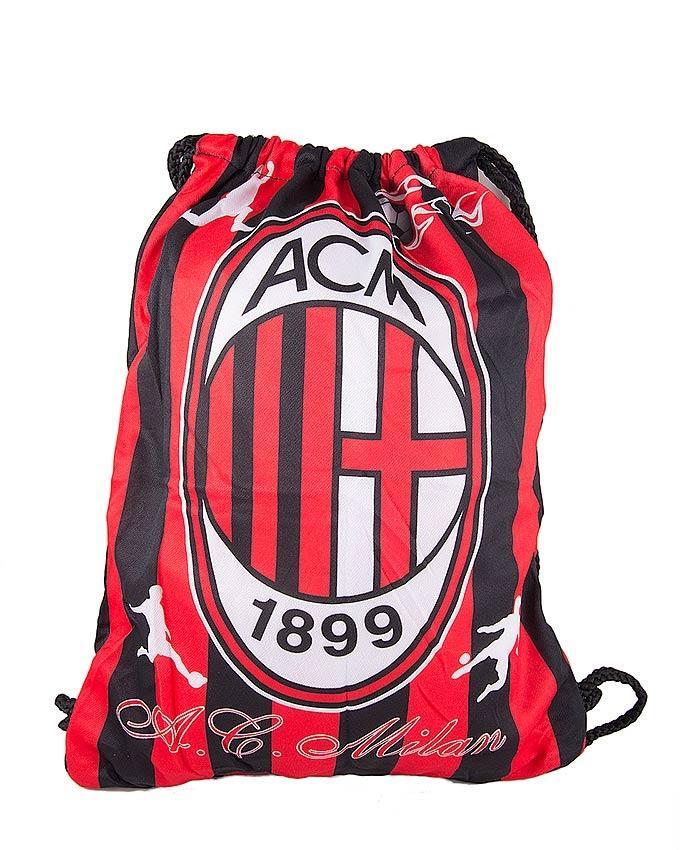Sack Pack - AC Milan - Red & Black