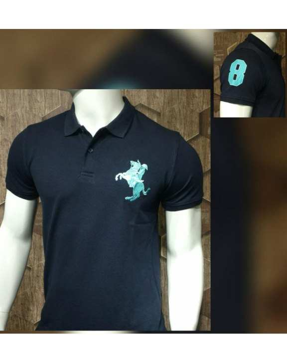 Napoleon 8 Cotton Polo Shirt For Men