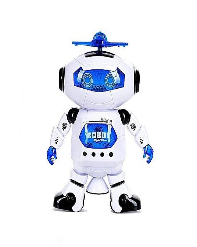 Dancing Musical Robot