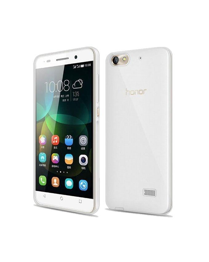 Jelly Case for Huawei Honor 4C - Transparent