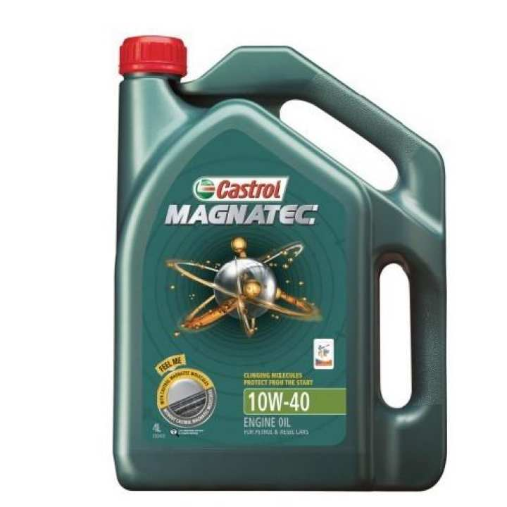Magnetic Engine Oil - (10W-40) - 4 ltr