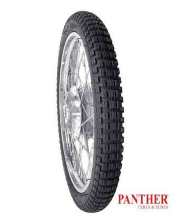 Tyre Cd-125 With Tube Back Waheel