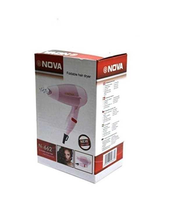 N-662 - 1000W Foldable Hair Dryer