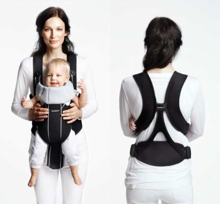 Baby Carrier Baby Born Miracle Mesh Carry