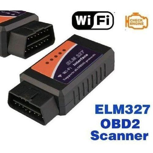 ELM327 (wifi) Automotive Diagnostic Model A -Black