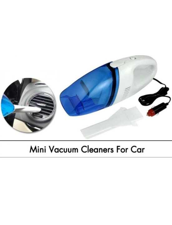 Click Shopping Mini Washable Car Vacuum Cleaner