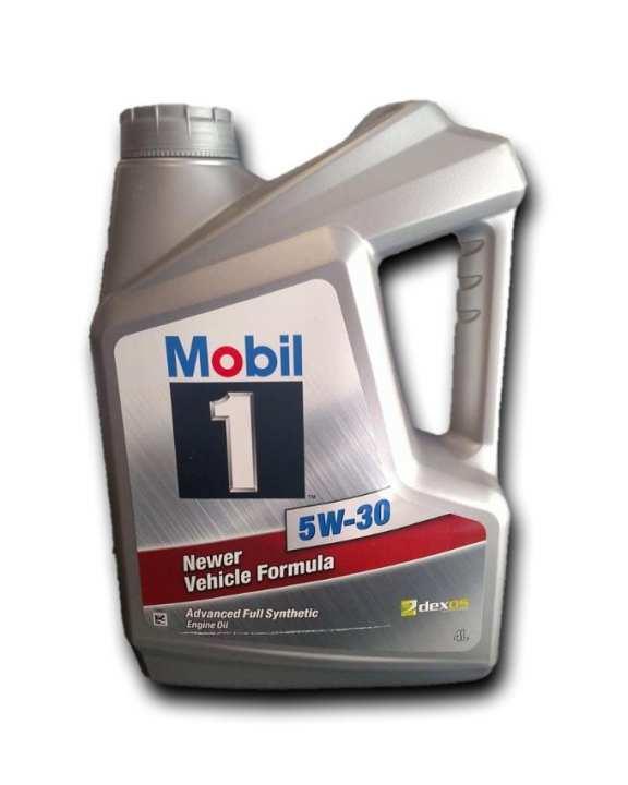 Mobil 1 Cf 5W30 Engine Oil - 4 Liter