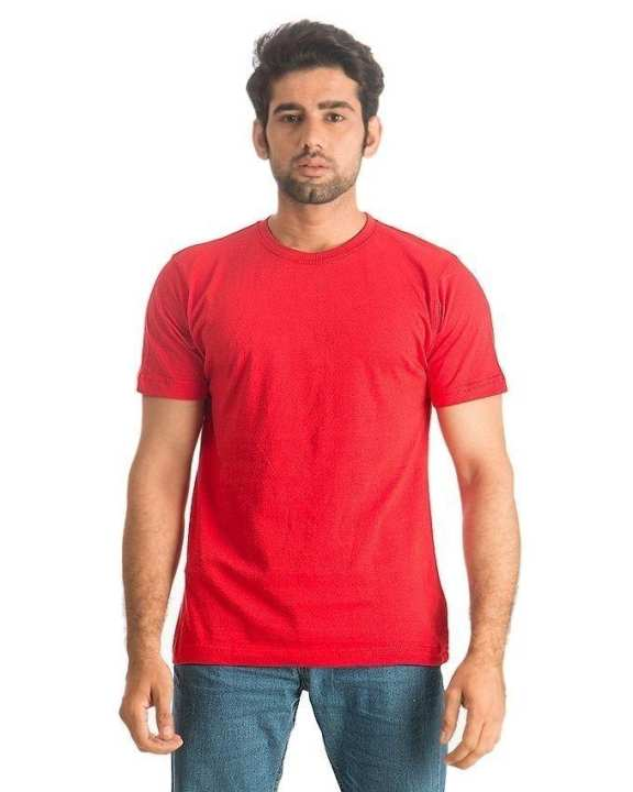 Pack Of 5 Multicolour Cotton T-Shirts For Men