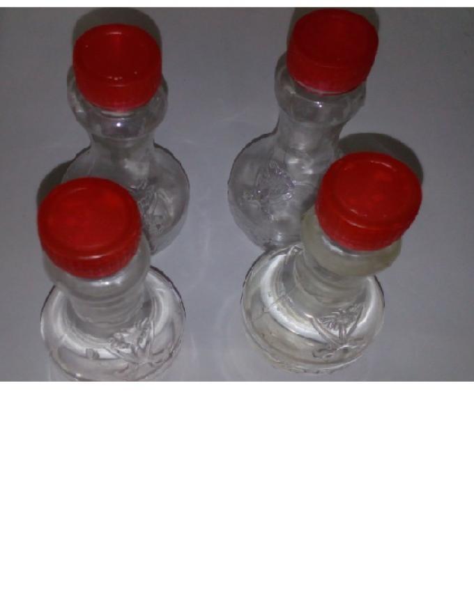 Pack Of 50 Empty Bottles For Zam Zam Water