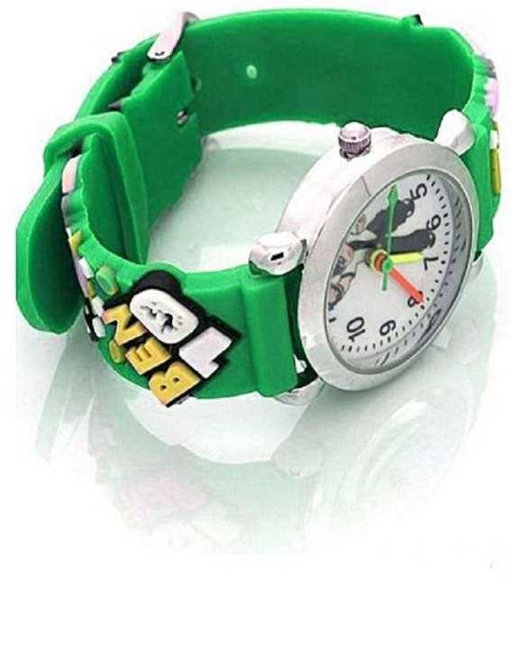 Ben 10 Watch For Kids - Green