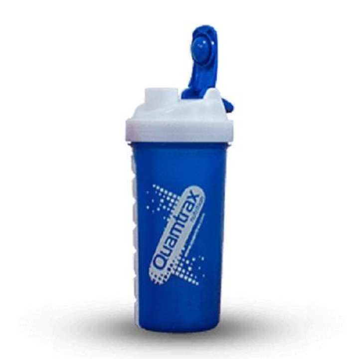 Protein Shaker Bottle With 2 Spare Jar-Quamtrix