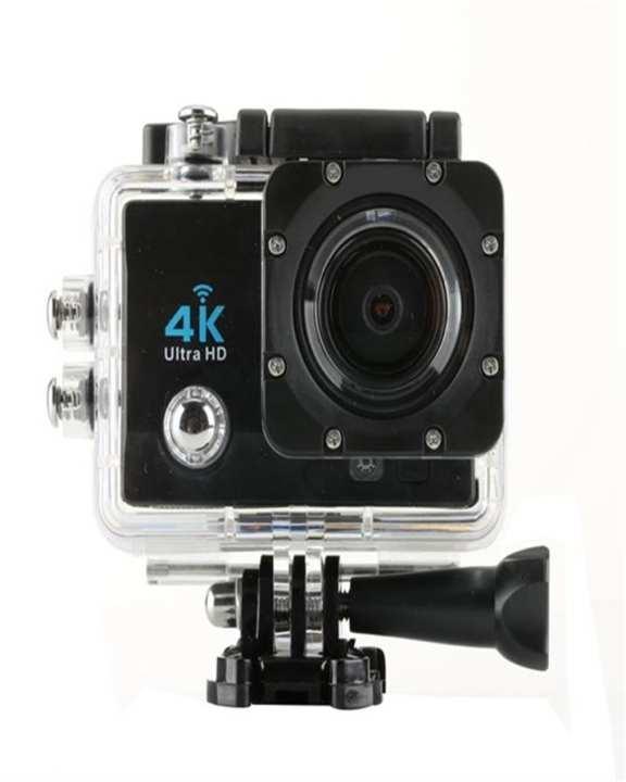 Action Sports Camera - Wifi - 4K - Waterproof - Ultrahd