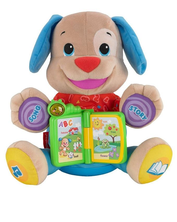 Laugh & Learn Singin' Storytime Puppy - Multicolor